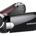 Samsung gives new camcorders Touch of Color treatment