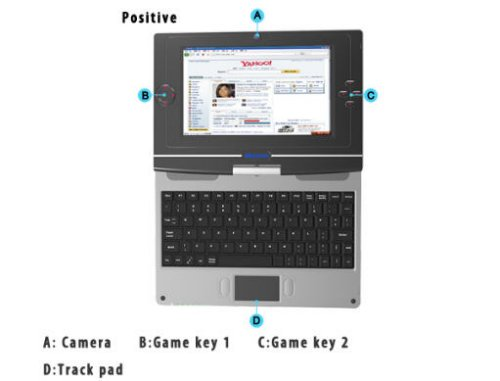 Skytone intros Android-powered netbook