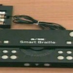 Electronic Braille reader for the web