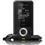 Sony Ericsson's W205, the newest walkman