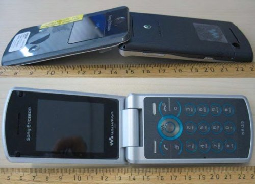 Sony Ericsson W518a approved by FCC, headed for AT&T