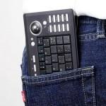 Tiny wireless keyboard from Brando