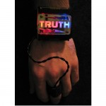 Truth wristband keeps you honest