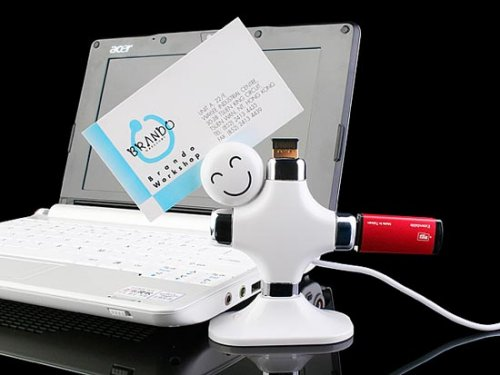 The Happy Kid 4 port USB hub