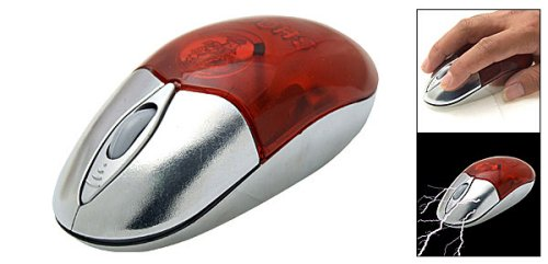 Electric Shocking Mouse, for shocking people you don't like