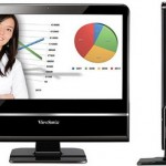 Viewsonic unveils thin 35mm All-In-One PC