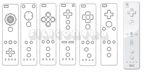 Wiimote prototypes revealed