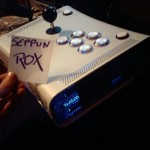 Xbox 360 turned into an arcade stick
