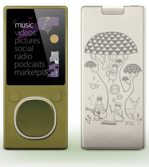 Microsoft introduces Zune originals for spring