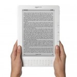Amazon Kindle DX available for pre-order for $489