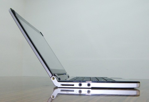 Albatron 10.2-inch super thin netbook