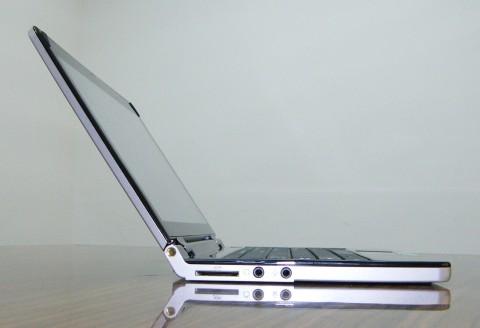 Albatron 10.2-inch super thin netbook