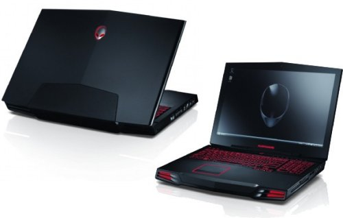 Alienware's M17X gaming laptop with twin GTX 280M GPUs