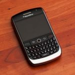 RIM launching front facing camera on Blackberries next year
