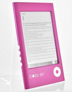 Cool-er E-Book Reader