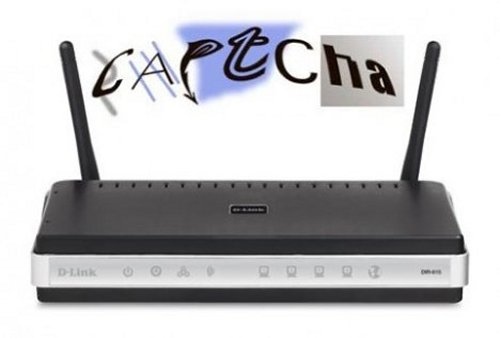 D-Link adds CAPTCHA anti-trojan security to routers