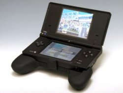 Get a grip on your DSi with the Cyber DSi Game Grip