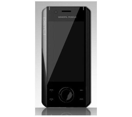 General Mobile DSTL1 Dual-SIM smartphone