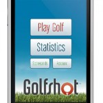 iPhone gets GolfShot app