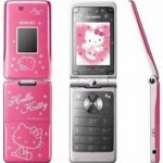 Hello Kitty goes 3G with the OKWAP A316