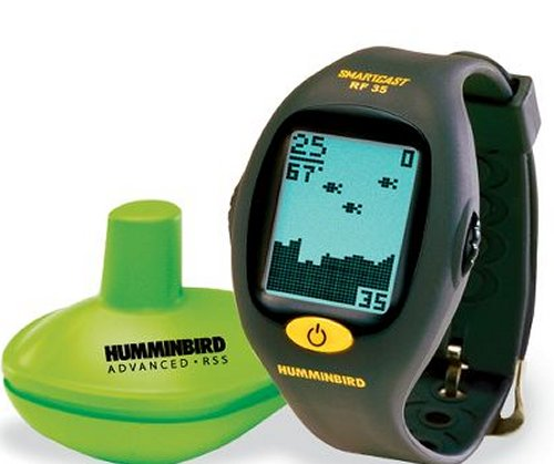 humminbird smartcast watch fishfinder - slipperybrick, Fish Finder