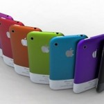 Colorful next-gen iPhone concept