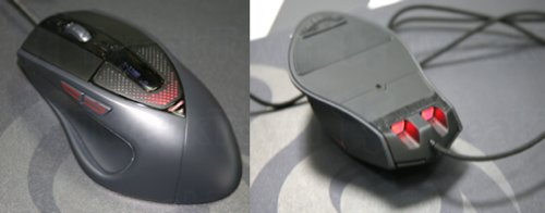 Cooler Master Storm gaming mouse with OLED display