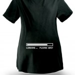 Future Geek Maternity T-Shirt