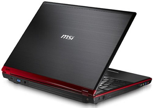 MSI Launches GX633 Gaming Laptop with GeForce GT130M