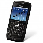 Nokia E71x now on AT&T
