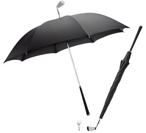 Off the Course Golf Club Umbrella