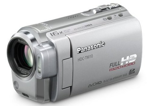Panasonic HDC-SD10 and HDC-TM10