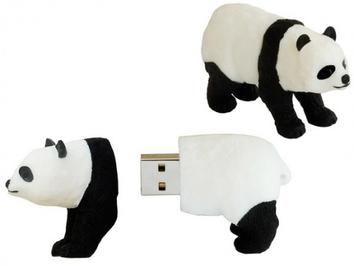 Panda Bear USB flash drive