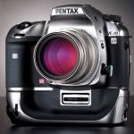 Pentax K20D Titanium limited edition