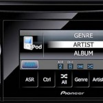 Pioneer AVIC-F310BT In-car Entertainment System with GPS