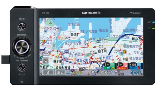 Pioneer unveils four new GPS systems
