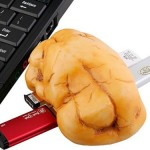 Potato / Deformed brain USB Hub