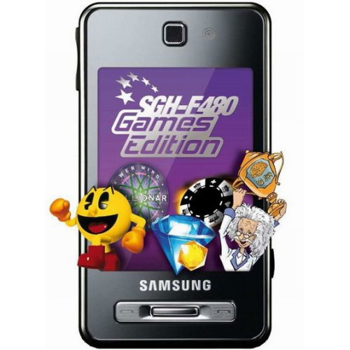 Samsung F480 Games Edition unveiled