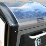 Philadelphia rolls out solar-powered trash compactors