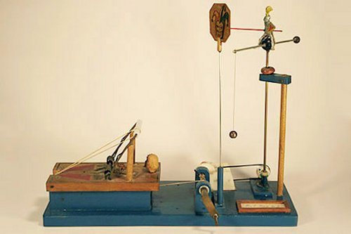 Edmund Dohnert's mechanical curiosities