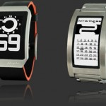 Phosphor watches feature curved E-Ink displays