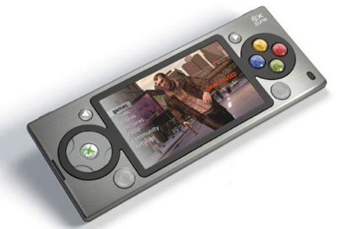 Microsoft working on Digital Entertainment handheld