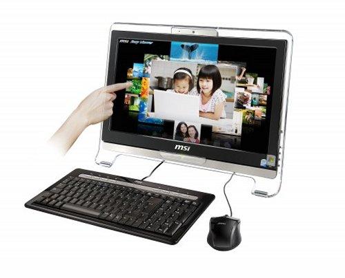 MSI Wind Top AE1900 desktop PC released