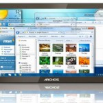 "Archos launches 9"" Windows 7 Tablet UMPC"