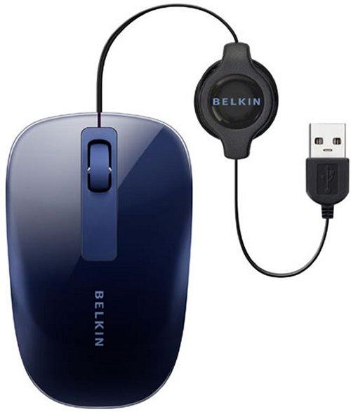 Belkin introduces comfort mice