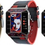 Split Screen Fashion Watches
