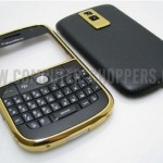 24kt Gold Blackberry Bold 9000
