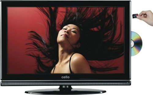Cello intros HDTV that records to SD cards