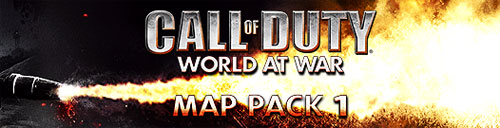 Call of Duty: World at War map pack 2 available ...