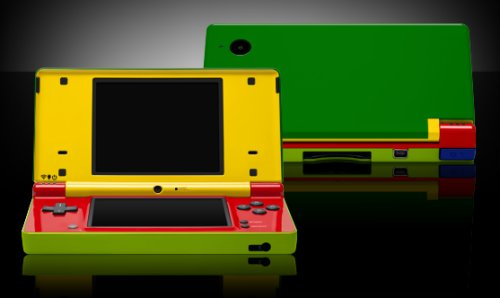 Colorware now painting Nintendo&#039;s DSi